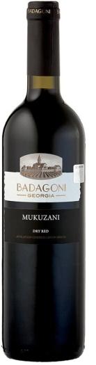 Badagoni Mukuzani 0.75L