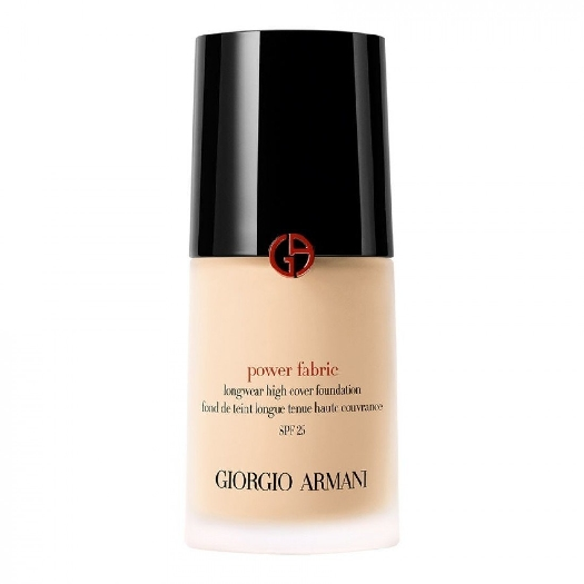 Giorgio Armani Power Fabric Compact Foundation N° 2 Fair Golden 10g