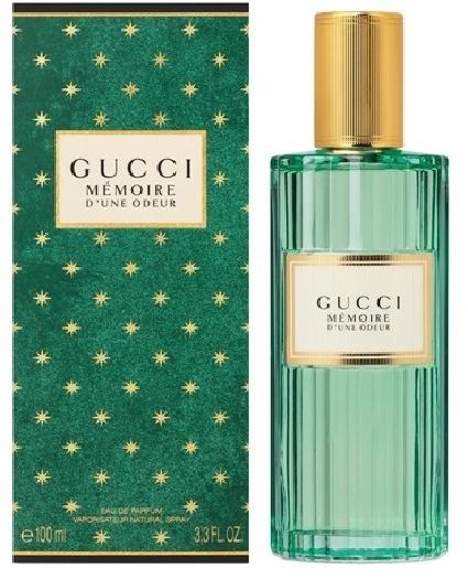 Gucci Memoire D'Une Odeur Eau de Parfum 99240030890 100ML