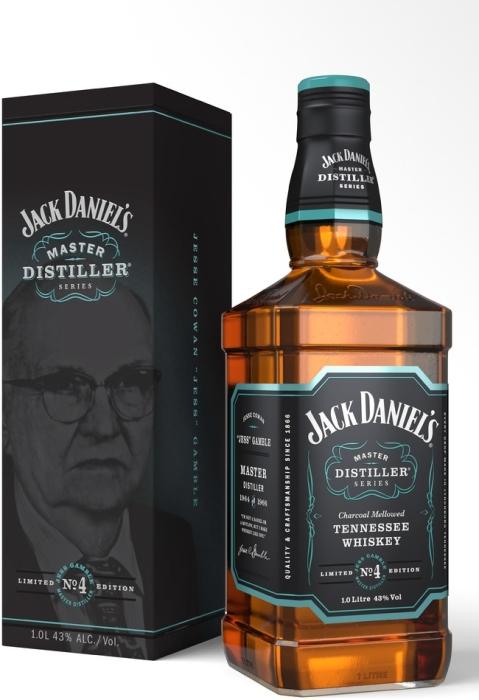 Jack Daniel's Master distiller Jack Daniels 1L