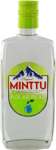 Minttu Polar Pear 35% 0.5L