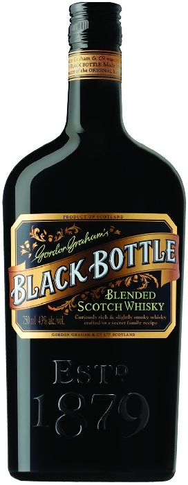 Black Bottle Whiskey 1L