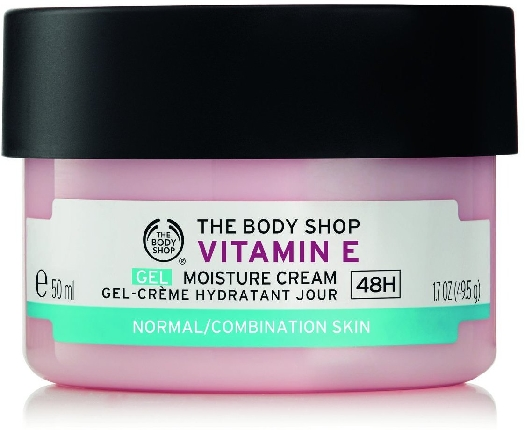 The Body Shop Vitamin E Gel Moisture Gel Cream 50ml