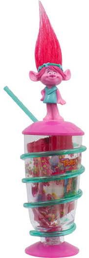 Candy Rific Trolls Candy Cup 21g