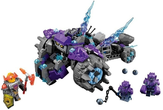 LEGO Nexo Knights Three brothers