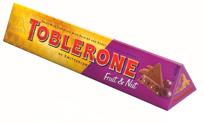 Toblerone Fruit&Nut 100g