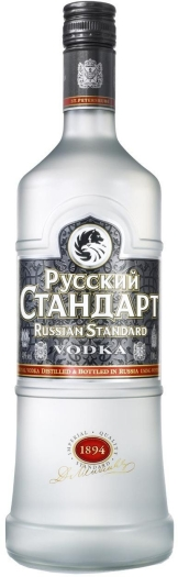 Russian Standard Vodka Original 40% 1L
