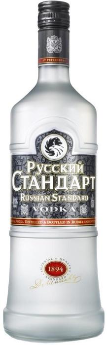 Russian Standard Vodka Original 40% 1L