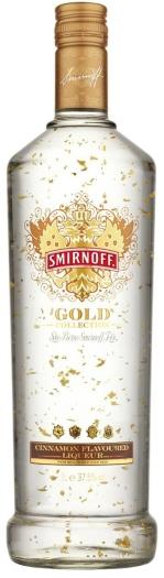 Smirnoff Gold Cinnamon 1L