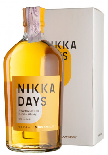 The Nikka Days 40% 0.7L