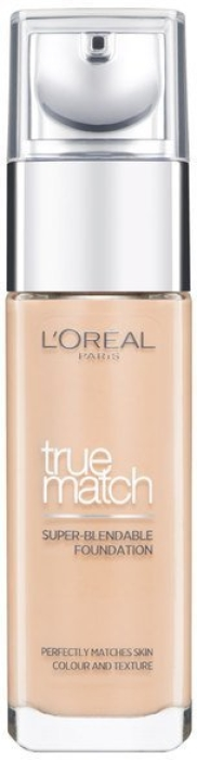 L'Oreal True Match Foundation, Beige 30ml