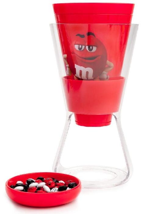 M&M's Red Funnel 'M Dispenser 45g