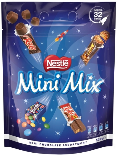 Nestle Mini Sharing Bag 520g