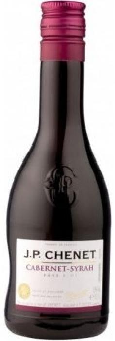 J.P.Chenet Cabernet- Syrah red dry 13% 0,187L