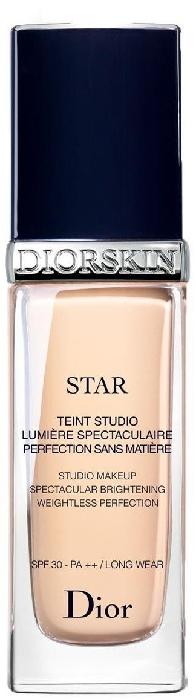 Dior Diorskin Star Fluid Foundation N010 Ivory