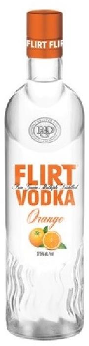 Flirt Vodka Orange 37,5% 1L