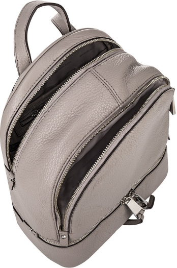 d68ef1d3aef4 Michael Kors Rhea Medium Leather Backpack rüsumsuz Hava limanına ...