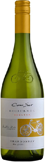 Cono Sur Bicicleta Chardonnay, Central Valley DO 0.75L