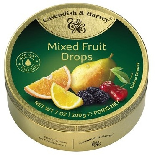 Cavendish&Harvey Mixed Fruit Drops