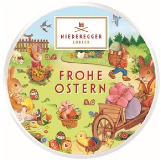 Niederegger Marzipan cake in Easter tin 185 g