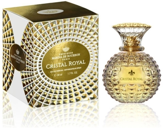 Marina de Bourbon Cristal Royal EdP 50ml