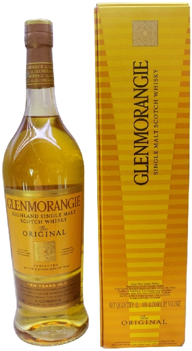 Glenmornagie Original Ray of Light Edition 40% 1L