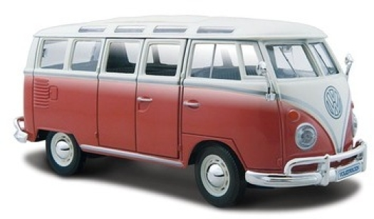 Maisto 1:25 VW Bus Samba