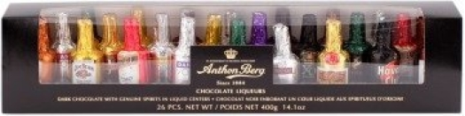 Anthon Berg Grand Cordials 400g