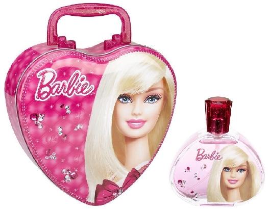 Barbie Metallic Heart EdT 100 ml