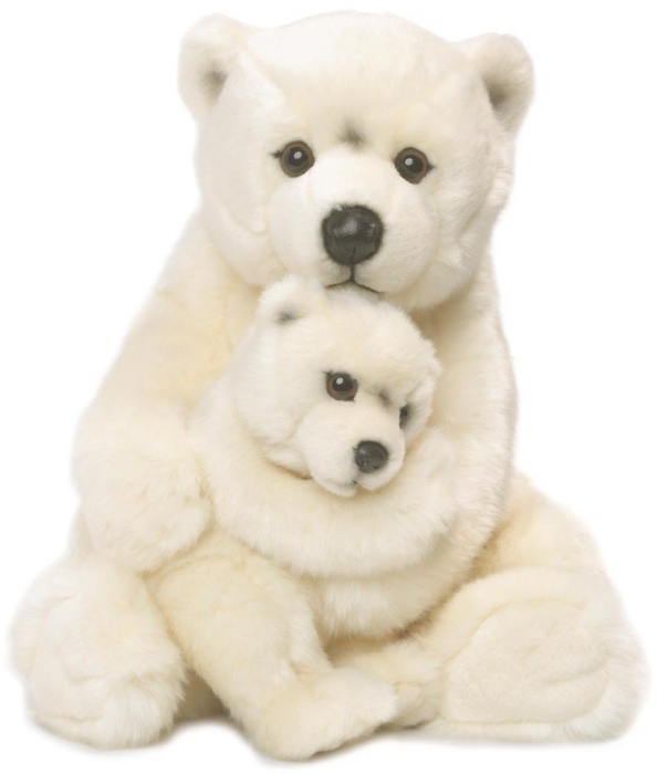 WWF Line Senior Polar Bear