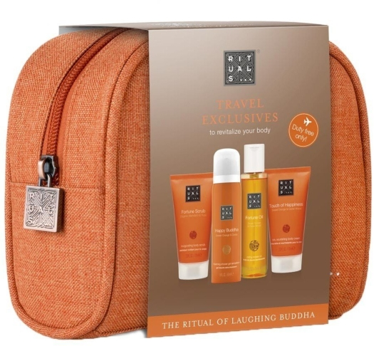 Rituals Cosmetics Travel Exclusives Laughing Buddha Set