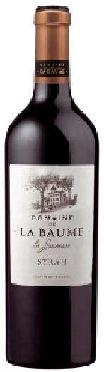 """Domaine la Baume """"La Jeunesse"""" Syrah 0.75L"""