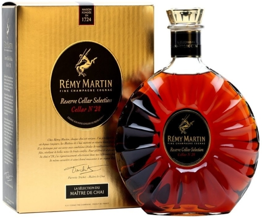 Remy Martin Cellar Master 28 1L