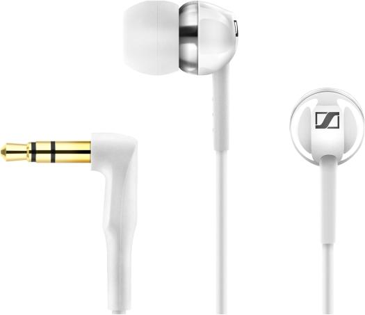 Sennheiser CX 1.00 In-Ear Headphone White 10g