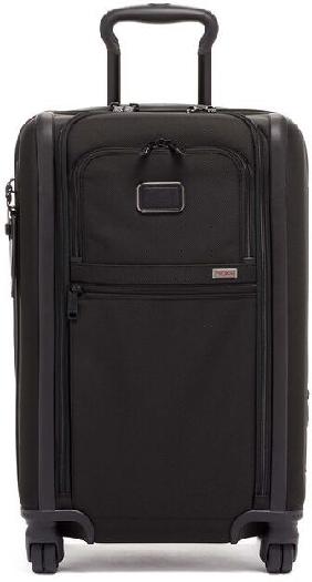 Tumi ARRIVÉ International Dual Access 4 Wheeled Carry-On Suitcase, Grey 117176