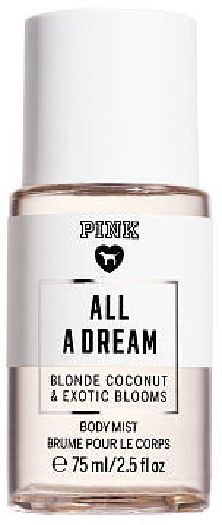 Victoria's Secret Pink All A Dream Travel Mist 75ML