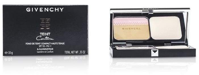 Givenchy Teint Couture Fond De Teint Compact Haute Tenue SPF 10 No.3 Elegant Sand