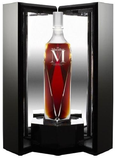 Macallan M Decanter 45% Whiskey GP 0.7L