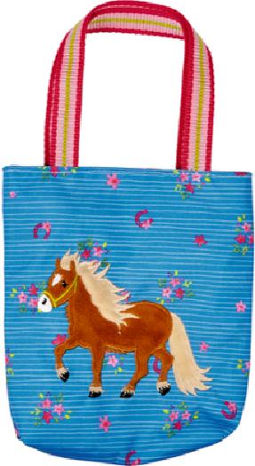 Die Spiegelburg Bag blue Pony