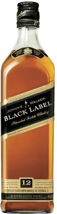 Johnnie Walker Black Label 12 YO 0.5L