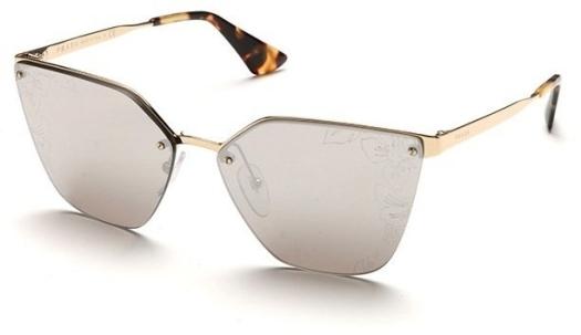 Prada PR 68TS ZVN121 63 Sunglasses