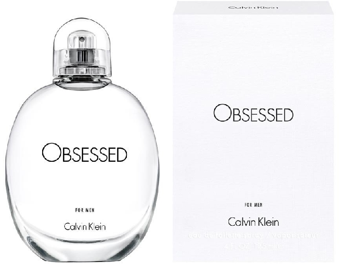 Calvin Klein Obsessed for Him 125ml