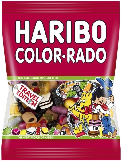 Haribo Color Rado 500g
