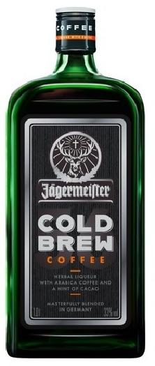 Jagermeister Jägermeister Cold Brew Coffee 33% 1L