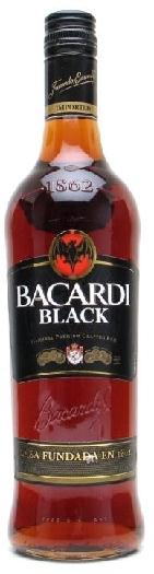 Bacardi Black 1L