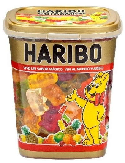 Haribo Goldbear Tub 220g