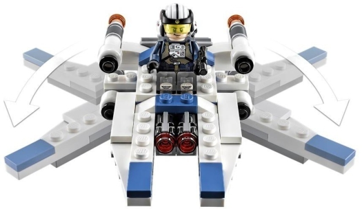LEGO System AS line Star Wars confidentialmicrofighter
