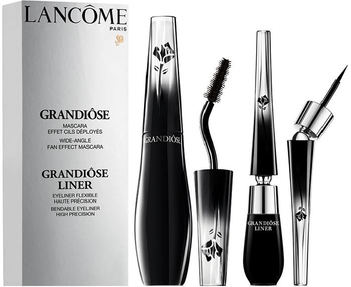 Lancome Duo Grandiose Mascara And Grandiose Liner Set 10.4ml + 1.4ml