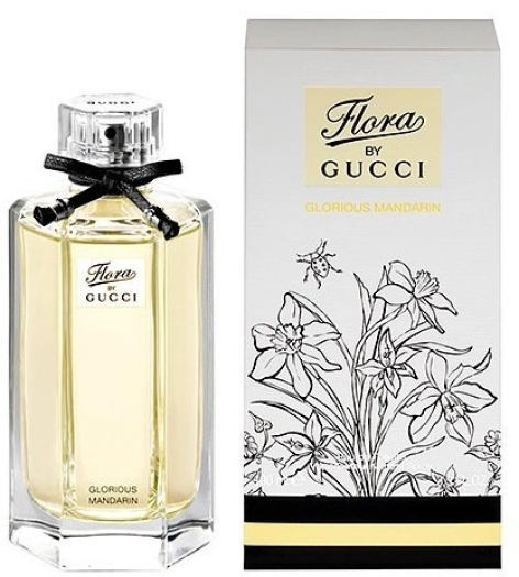 3381fe19949 Gucci Flora Glorious Mandarin EdT 100ml in duty-free at airport Kazan