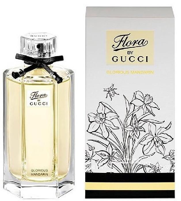 Eau de Toilette Gucci Flora by Gucci Glorious Mandarin 100 ml